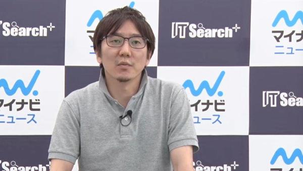 石倉秀明氏