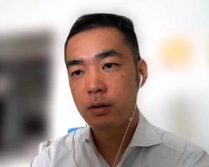 ジュニパーネットワークス コンサルティングエンジニア 林 宏修 氏