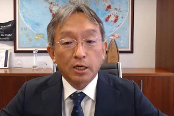 浅田寿士氏