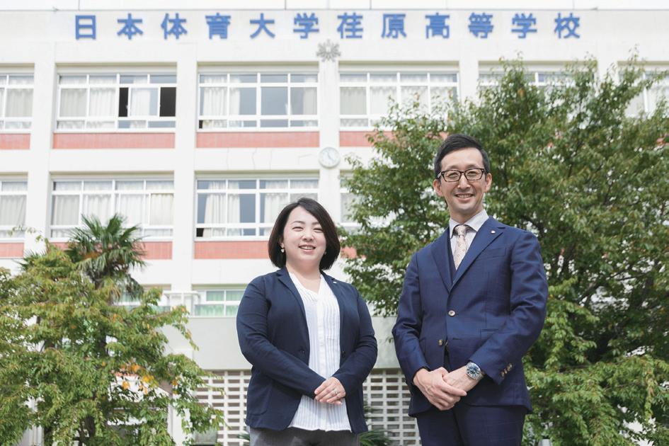 「学校情報化優良校」に選ばれる日本体育大学荏原高等学校は、どのようにして教育システムを安定的に提供しているのか? [PR]