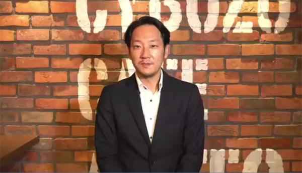サイボウズ 執行役員 営業本部長兼事業戦略室室長の栗山圭太氏