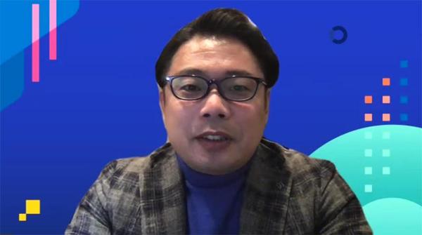 Elastic 日本カントリーマネージャーの川崎友和氏