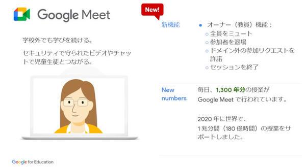 Google Meetにはオーナー機能が追加される