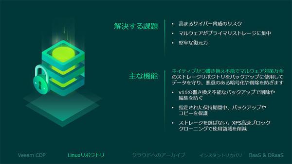 Linuxリポジトリを強化した