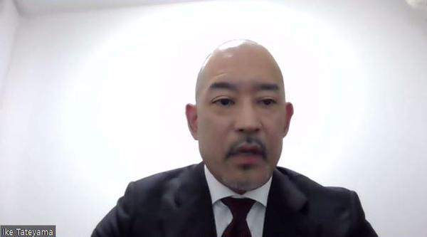 ドキュサイン・ジャパン カントリーマネージャーの立山東氏