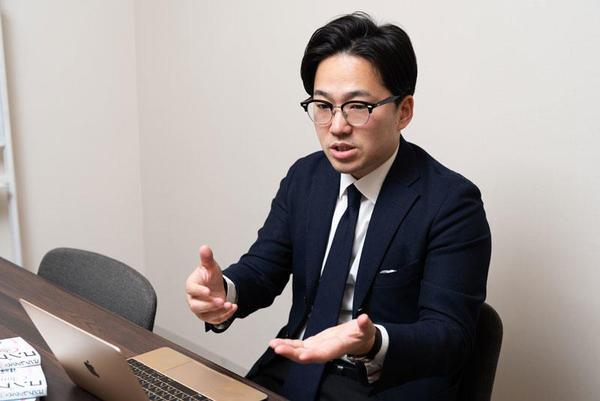 中北朋宏氏