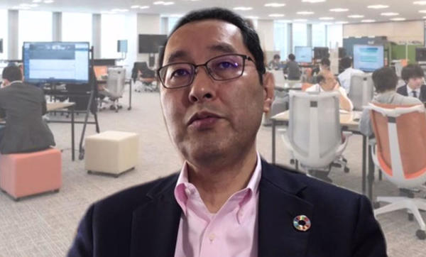NECネッツエスアイ 取締役執行役員常務の野田修氏