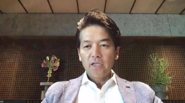 Slack Japan 日本法人代表の佐々木聖治氏
