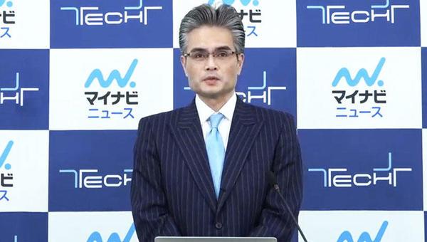 坂本裕司氏