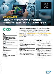 CKDのプロジェクト詳細