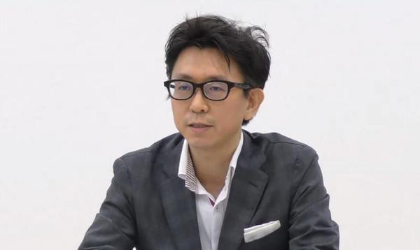 チェンジ 執行役員 NEW-IT担当 兼 ディジタルグロースアカデミア 代表取締役社長の高橋範光氏