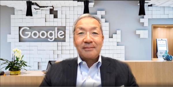グーグル・クラウド・ジャパン 日本代表の平手智行氏
