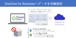 Passage Drive × Microsoft 365 OneDrive for Business