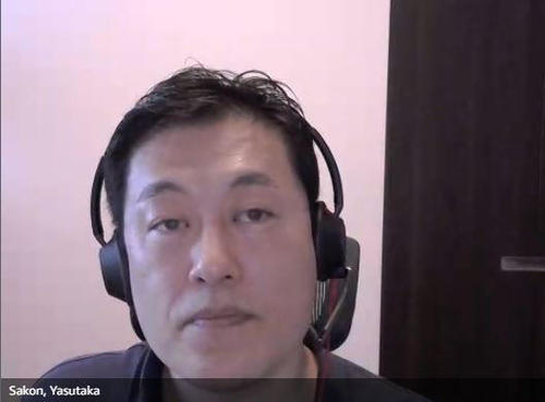 アマゾン ウェブ サービス ジャパン インダストリー事業開発部部長の佐近康隆氏