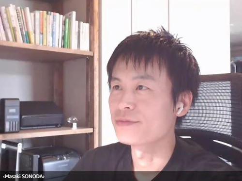 コネクテッド・インダストリーズ CEOの園田正樹氏