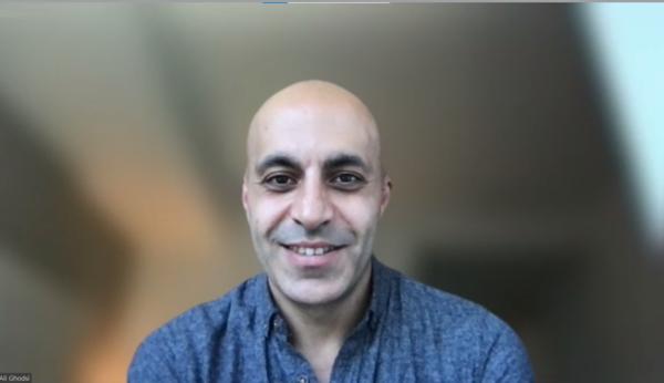 米Databricks CEO兼共同設立者のアリ・ゴディシ(Ali Ghodsi)氏