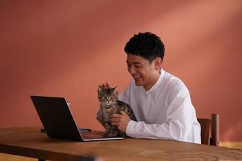 妻夫木聡氏 猫