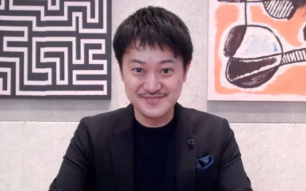正井拓己氏