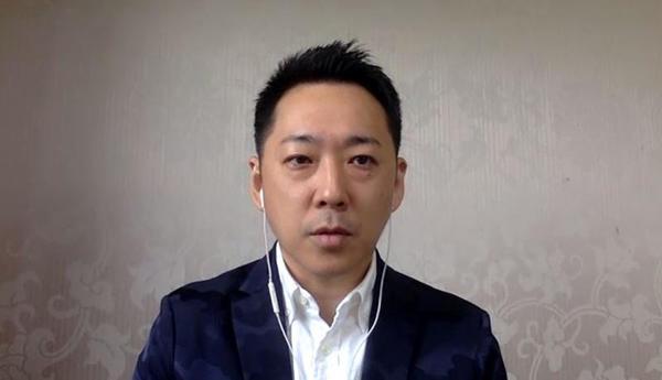 日本IBM セキュリティー事業本部 本部長の小川真毅氏