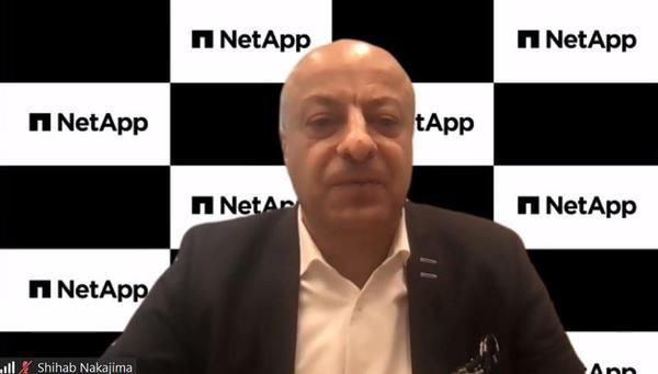 データファブリックでハイブリッド/マルチクラウド環境を支援 - NetAppの事業戦略