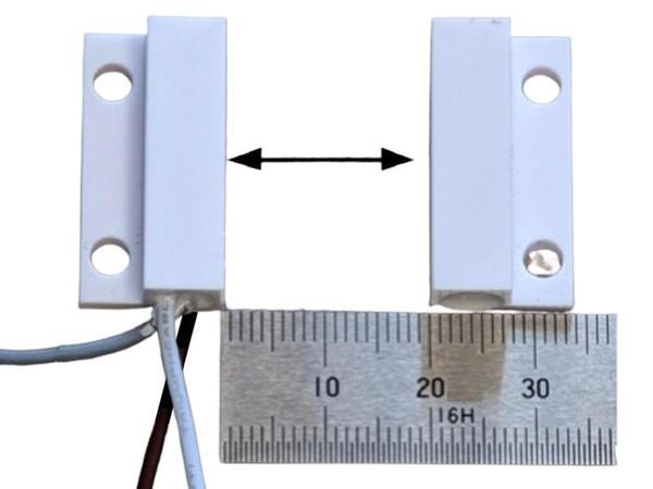 磁気式リードスイッチ