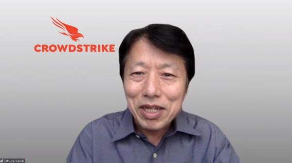クラウドストライク ジャパン・カントリー・マネージャーの河合哲也氏