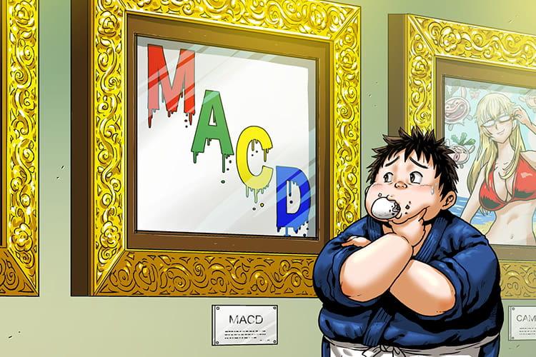 移動平均線が進化!MACD(マックディー)の見方と活用法