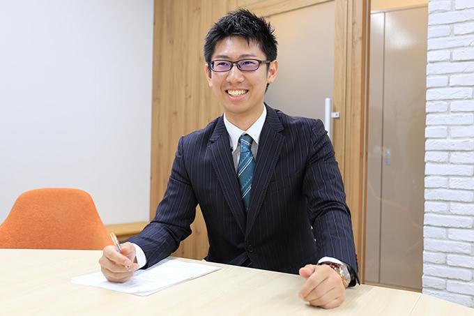 松井証券サービスについてインタビュー