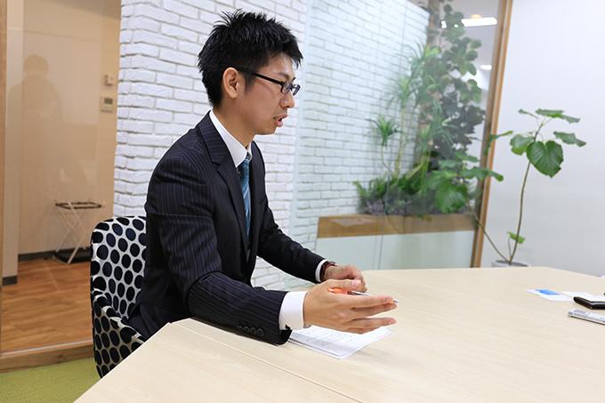松井証券投信工房ロボアドバイザーについて取材