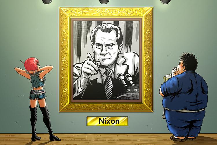 ニクソンショックをわかりやすく解説!金ドル交換停止の理由とは