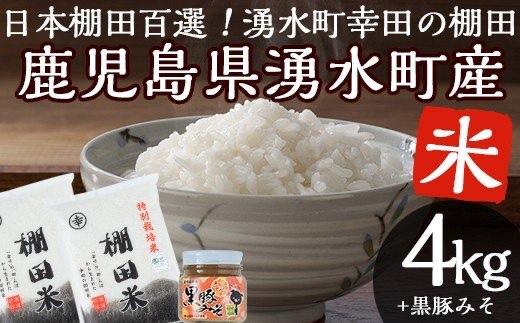 お米と味噌のセット