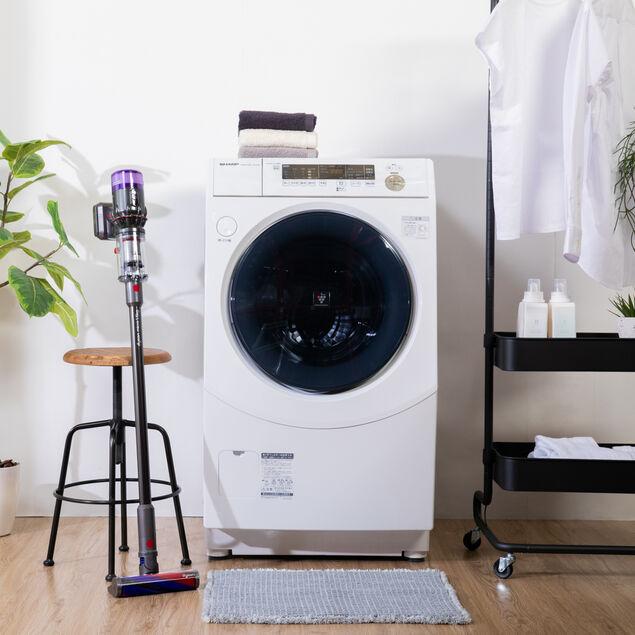SHARP ドラム式洗濯乾燥機
