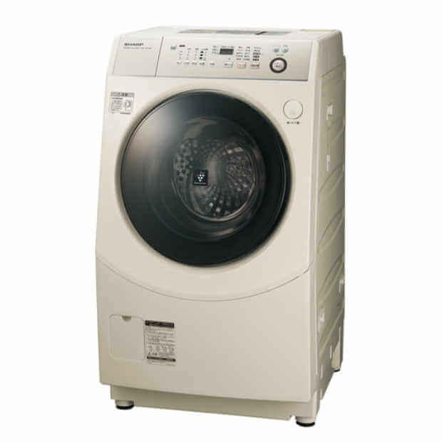 ドラム式洗濯機 ES-V540-NL
