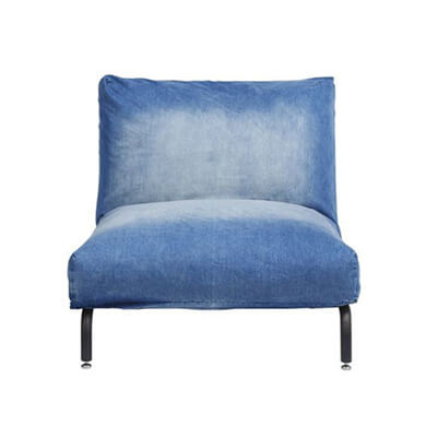 journal standard Furniture RODEZ CHAIR BASIC DENIM