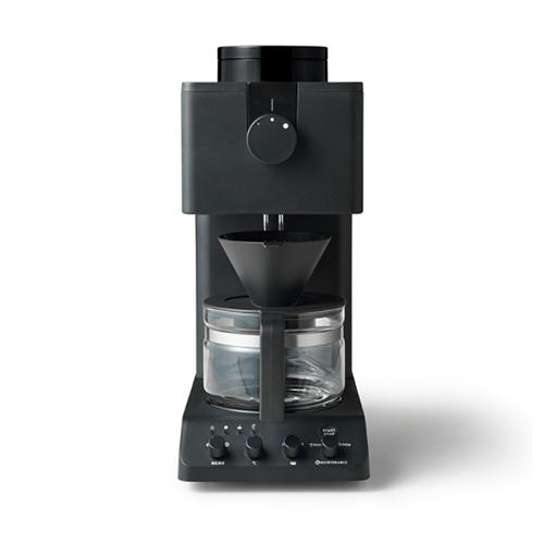 TWINBIRD 全自動コーヒーメーカー CM-D457