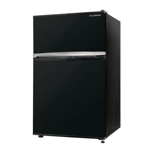 90L 2ドア冷凍・冷蔵庫