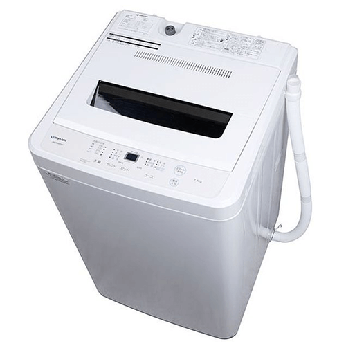 縦型洗濯機 ホワイト(5.5kg)