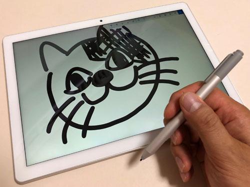 「MousePro P120A シリーズ」で使うなら、Surface Pro 4対応の旧型Surfaceペンがオススメ。旧型Surfaceペンは8