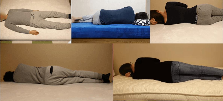 床で寝るにおすすめのマットレス