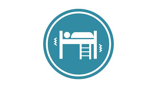 ロフトベッドの耐久性
