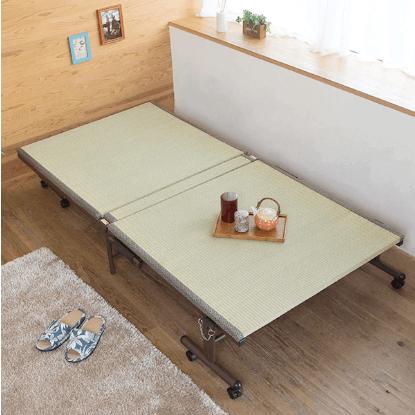 畳折りたたみベッド