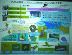 JAXAの新統合スパコンシステムが稼働を開始