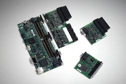 日本NI、ボードレベルのハードウェア用に15種類の組込I/Oモジュールを発表