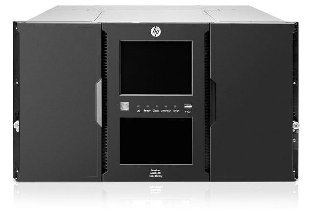 日本HP、大容量バックアップに対応するテープストレージ製品を拡充