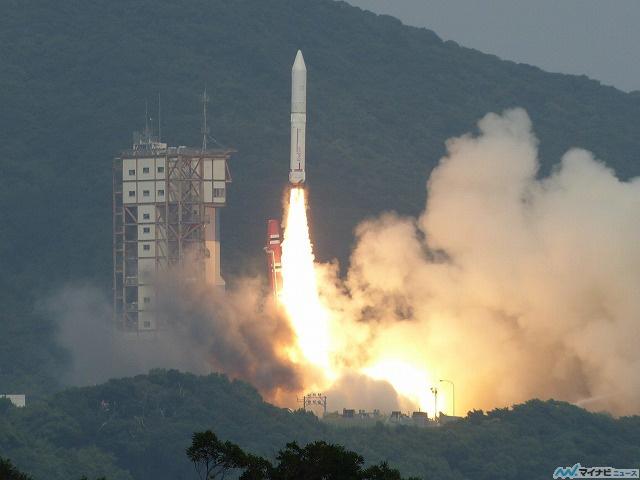 イプシロン初号機の打ち上げが成功! - その名前に込められた意味も明らかに (1) 動画と写真で振り返るイプシロン打上げ