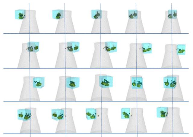 image:KEKなど、宇宙線を用いて原子炉建屋内部の核燃料の場所と大きさの特定に成功