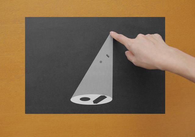 東京都・銀座で「指」を置いて新しいグラフィック表現を体感できる展覧会