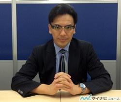 ... PEZY Computingの齊藤元章社長
