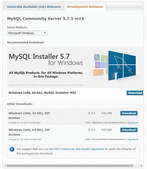 ダウンロード mysql workbench 5.2.26 無料