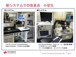 キーサイト、第4世代1/f雑音測定システムを発売